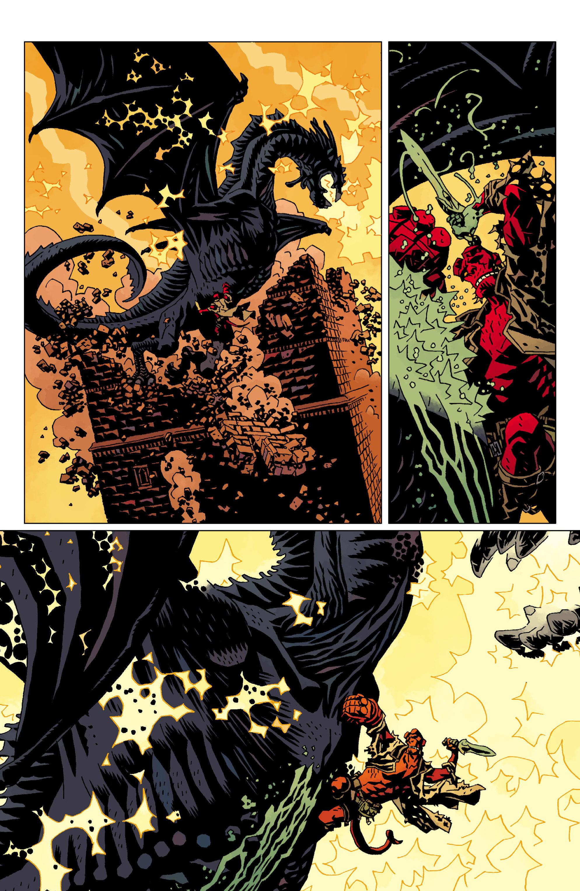 Hellboy chap 12 pic 153