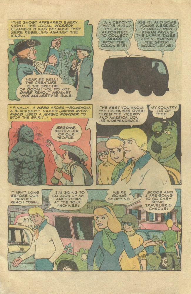 Read online Scooby-Doo... Mystery Comics comic -  Issue #27 - 4