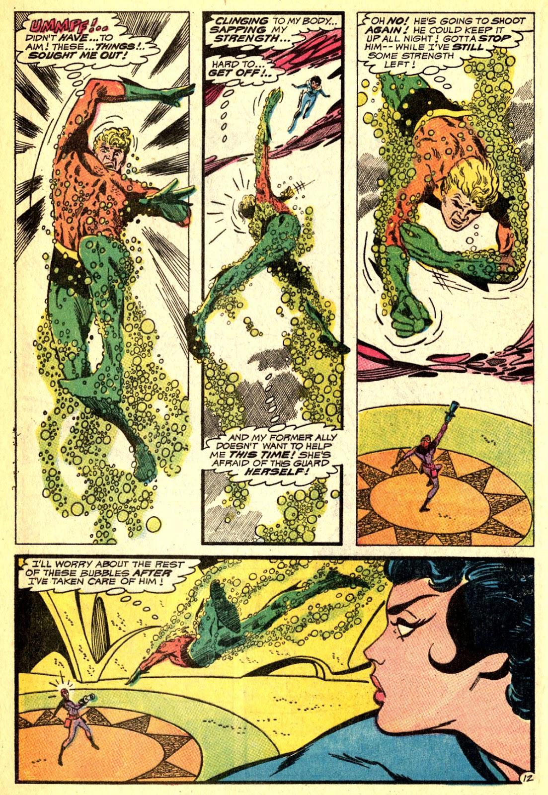 Aquaman (1962) Issue #50 #50 - English 16