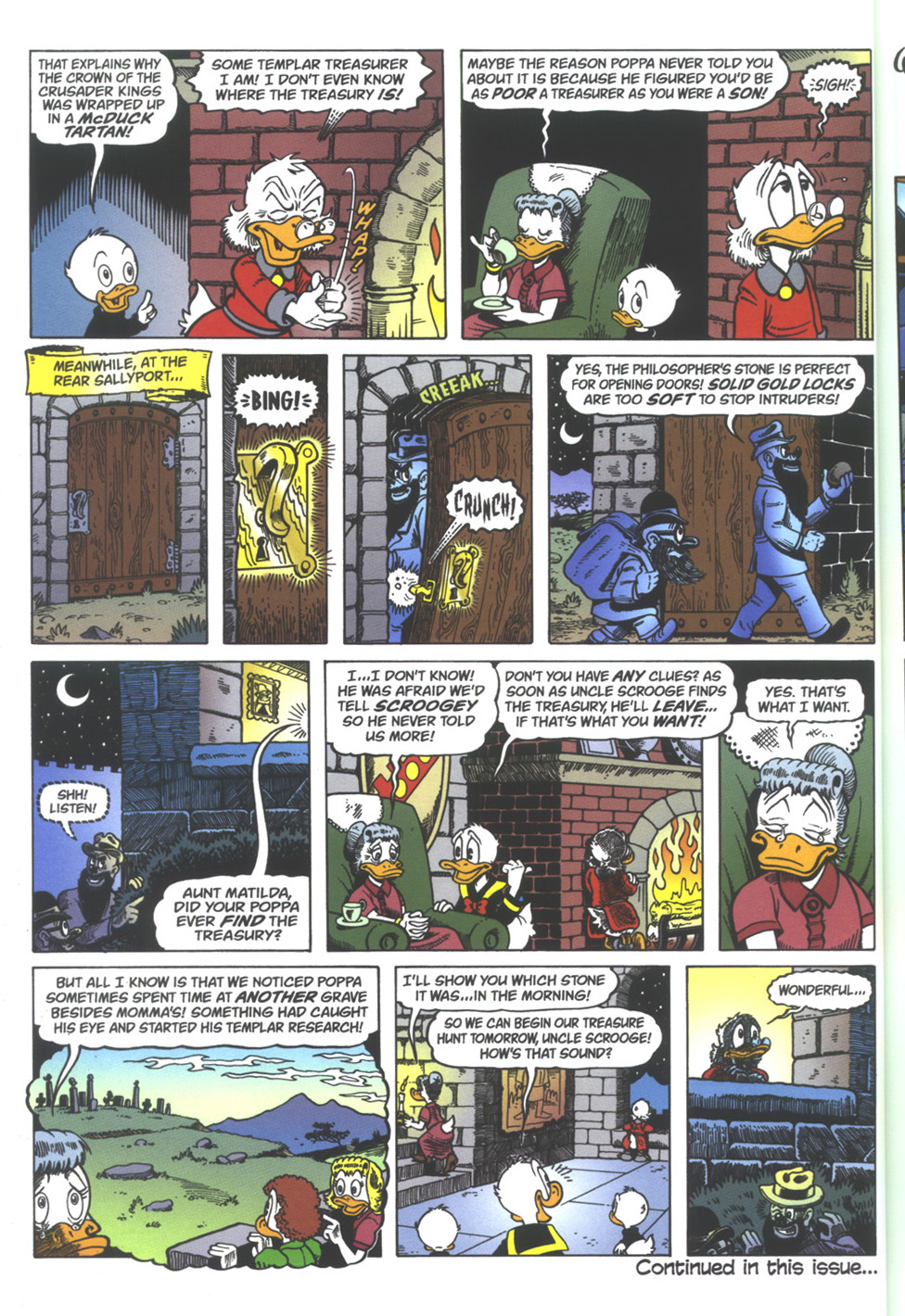 Uncle Scrooge (1953) Issue #342 #342 - English 12