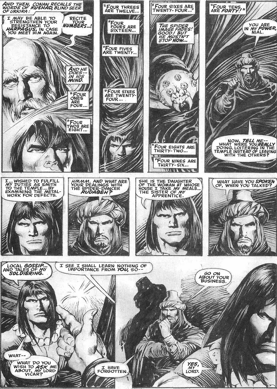 The Savage Sword Of Conan Issue #209 #210 - English 11