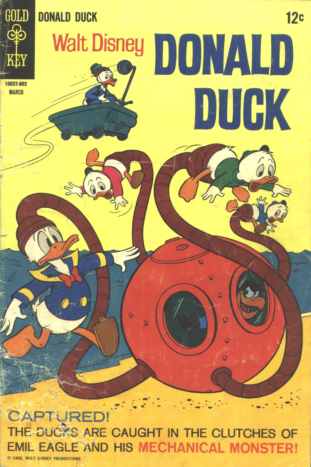 Donald Duck (1962) 118 Page 1