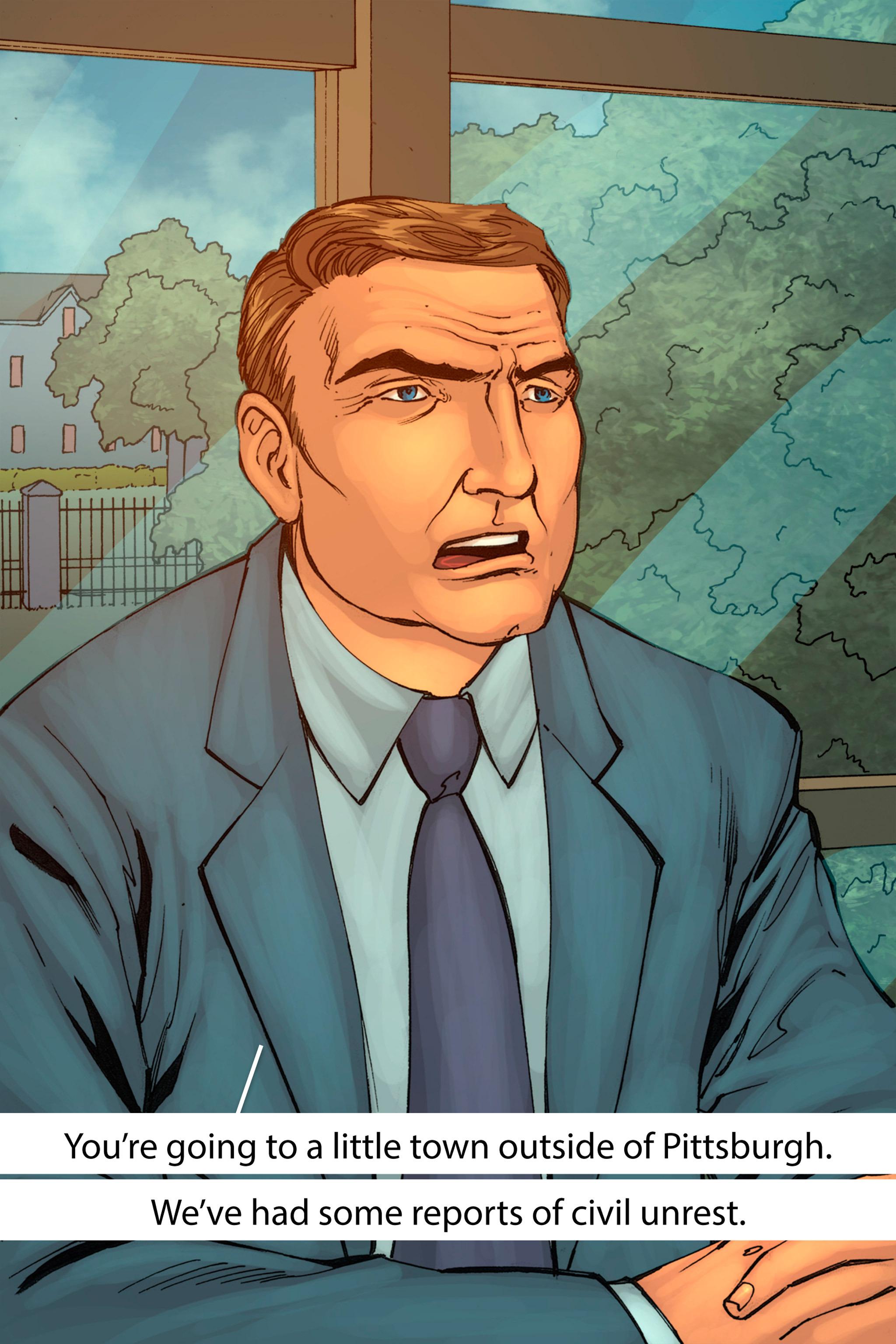 Read online Z-Men comic -  Issue #1 - 82