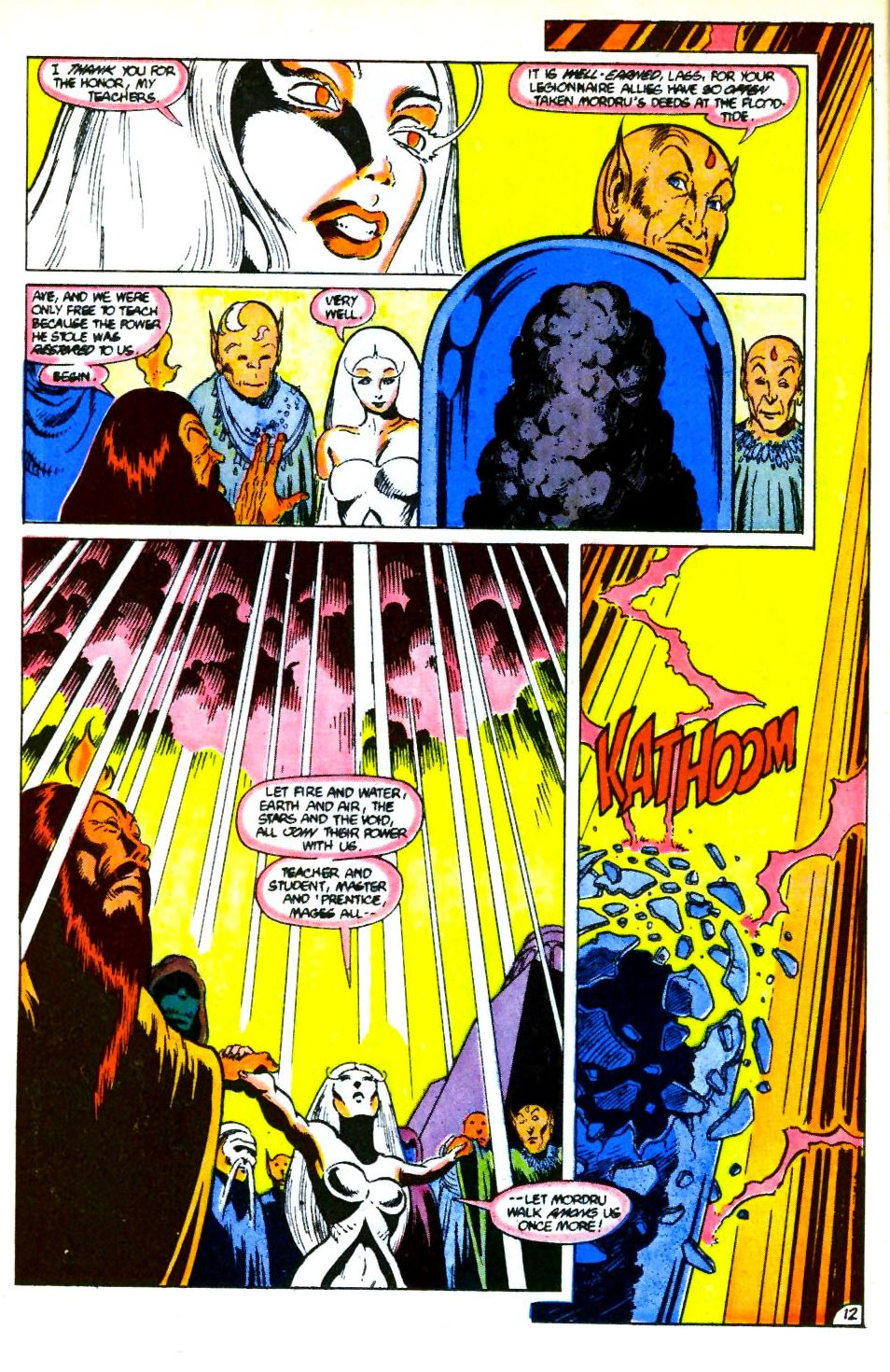 Tales of the Legion Issue #352 #39 - English 11