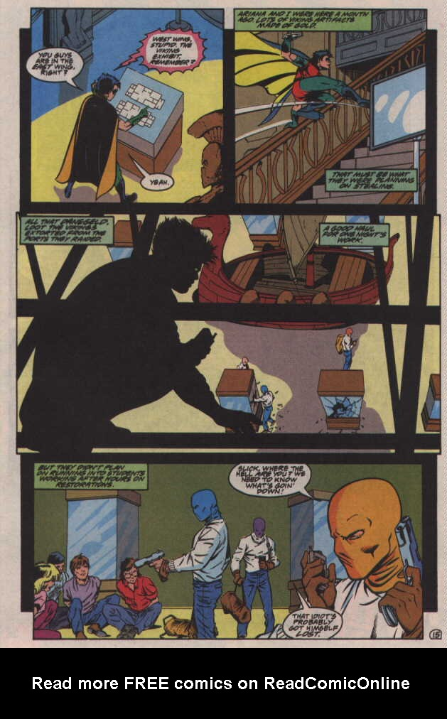 Batman: Knightfall #Aftermath_-_1 #98 - English 16