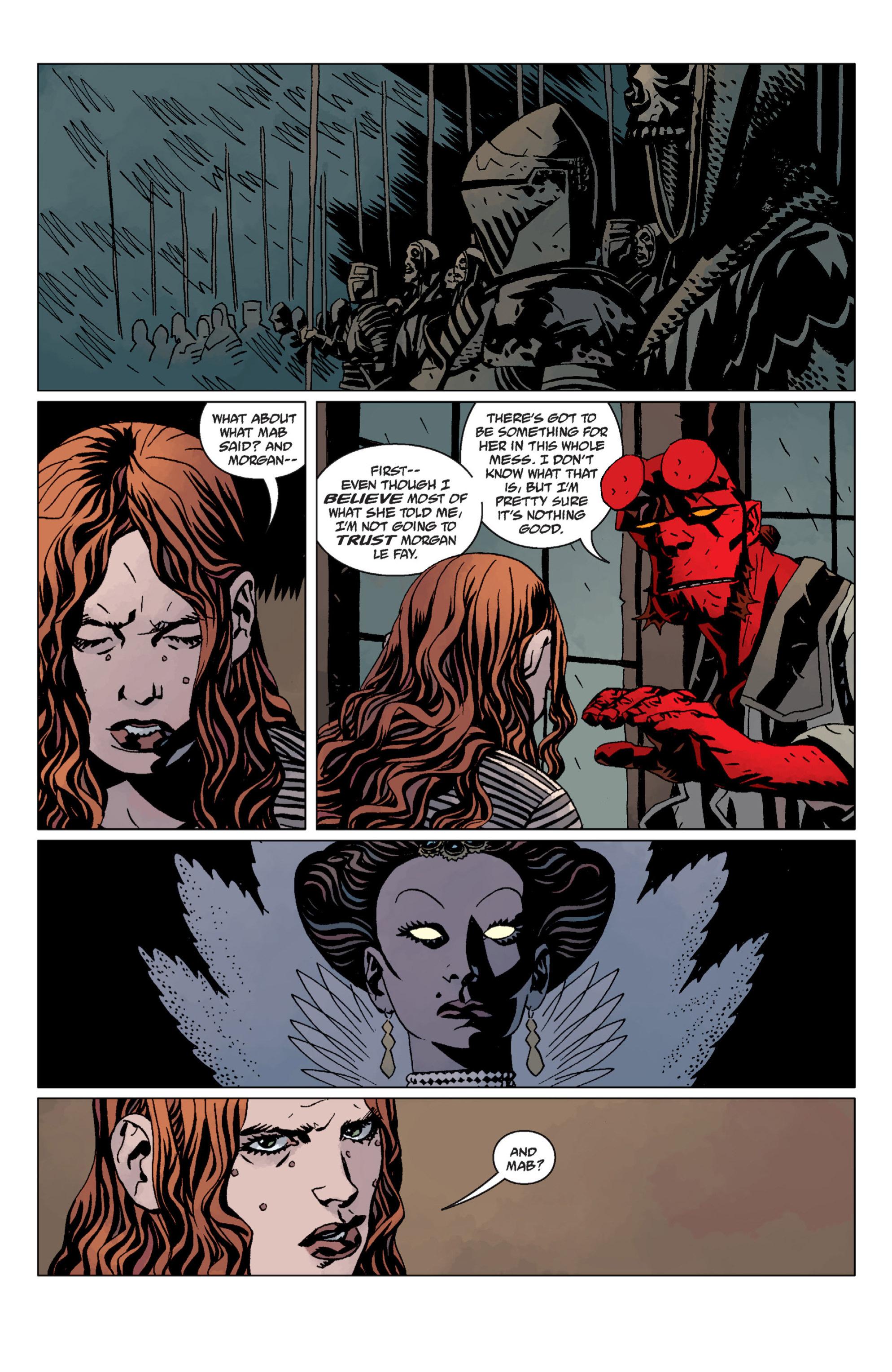 Hellboy chap 12 pic 64