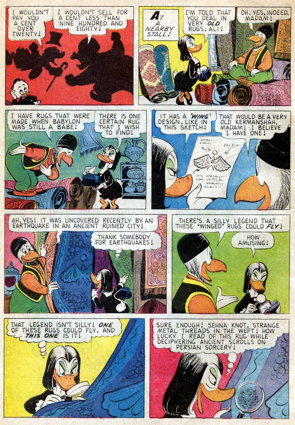 Uncle Scrooge (1953) Issue #50 #50 - English 4