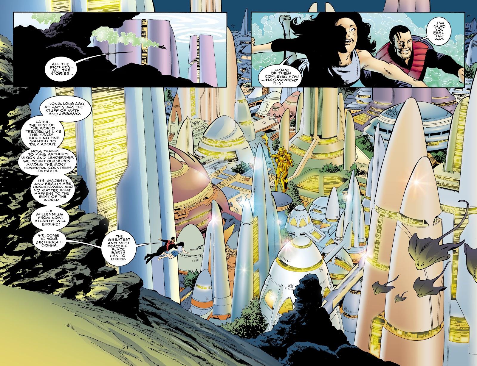 Aquaman (1994) Issue #68 #74 - English 22