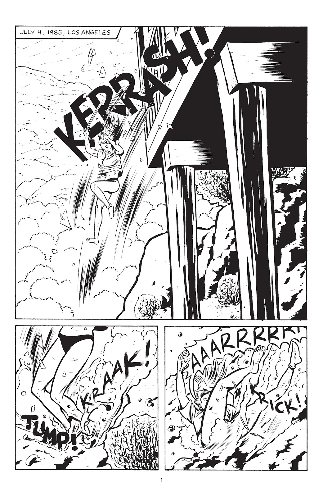 Stray Bullets Issue #28 #28 - English 3