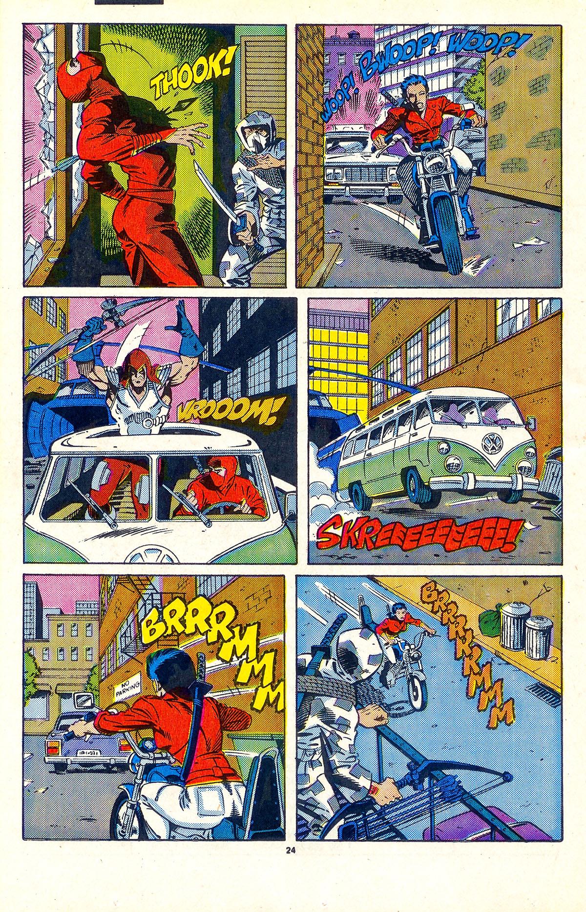 G.I. Joe: A Real American Hero 85 Page 18