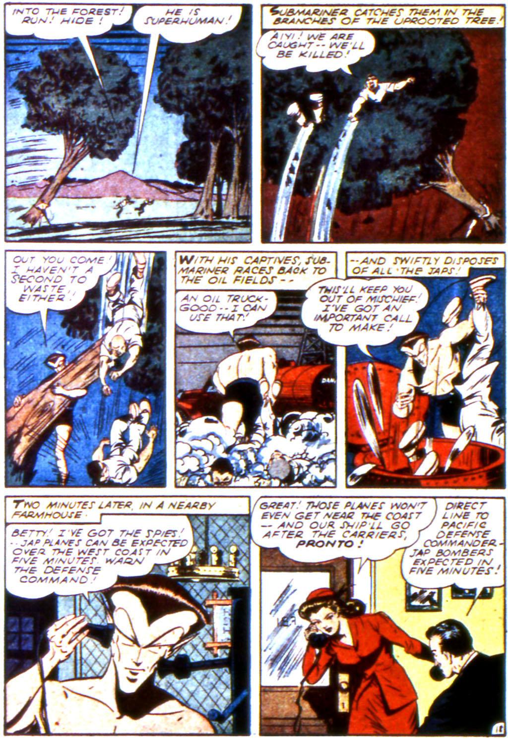 Sub-Mariner Comics Issue #11 #11 - English 38
