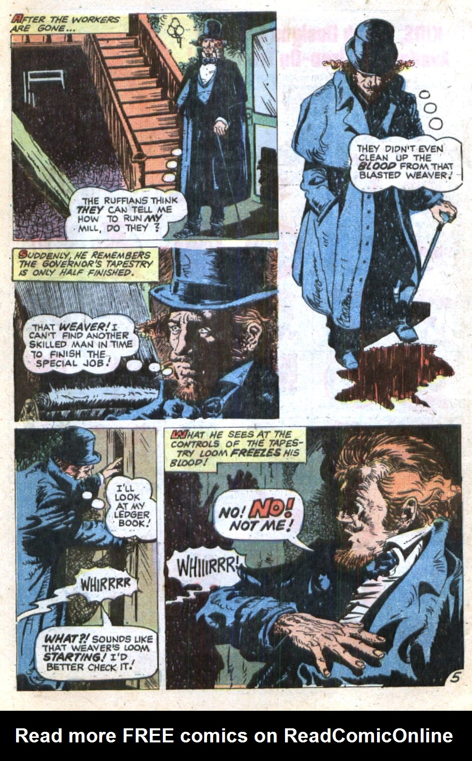 Read online Scary Tales comic -  Issue #9 - 8