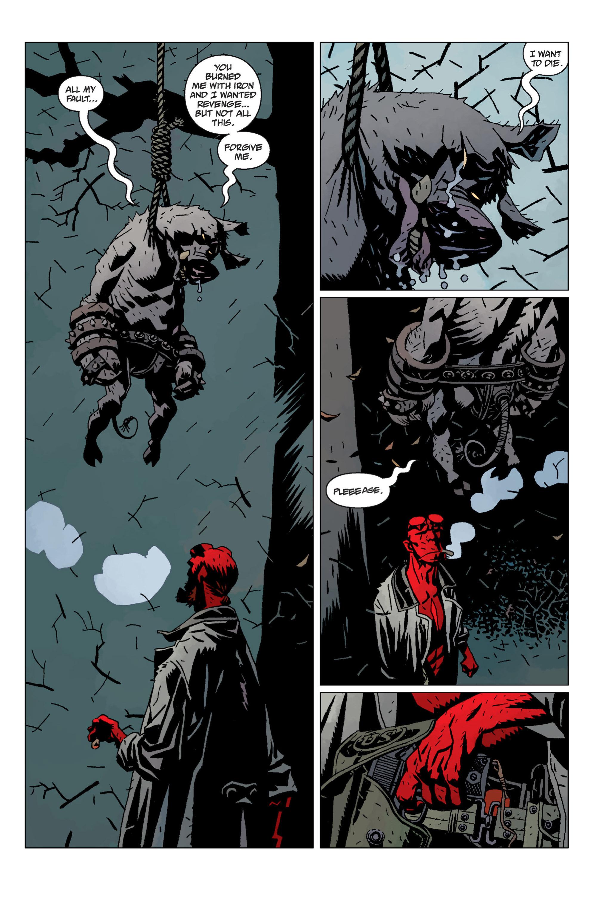 Hellboy chap 12 pic 70