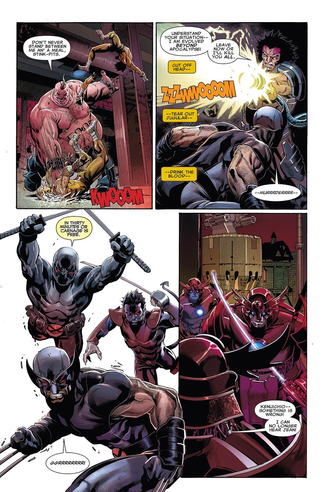 Uncanny X-Force (2010) Issue #13 #14 - English 10