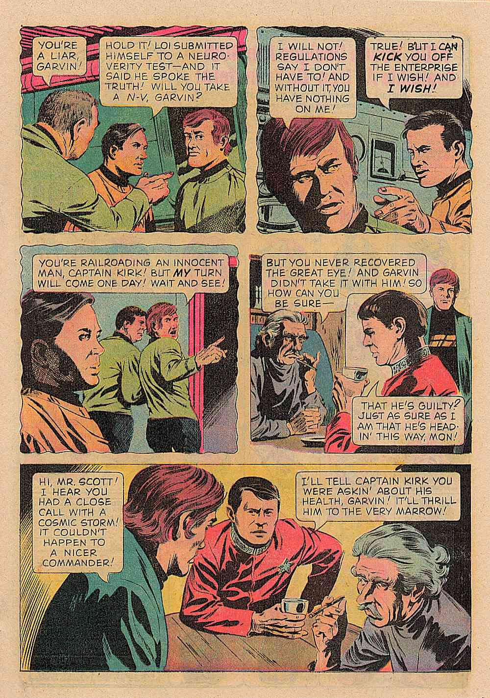 Star Trek (1967) Issue #40 #40 - English 17
