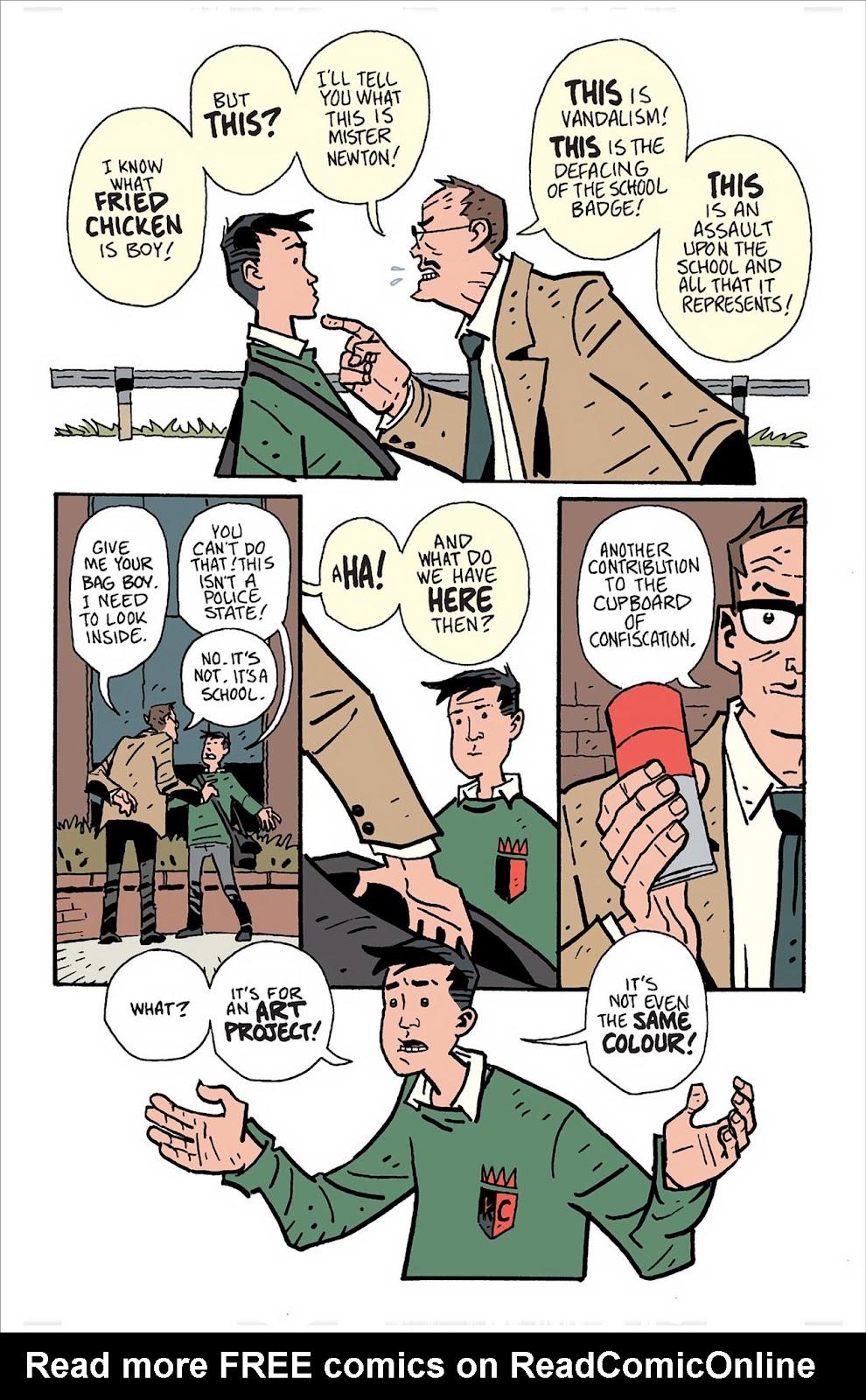 Mudman Issue #3 #3 - English 17