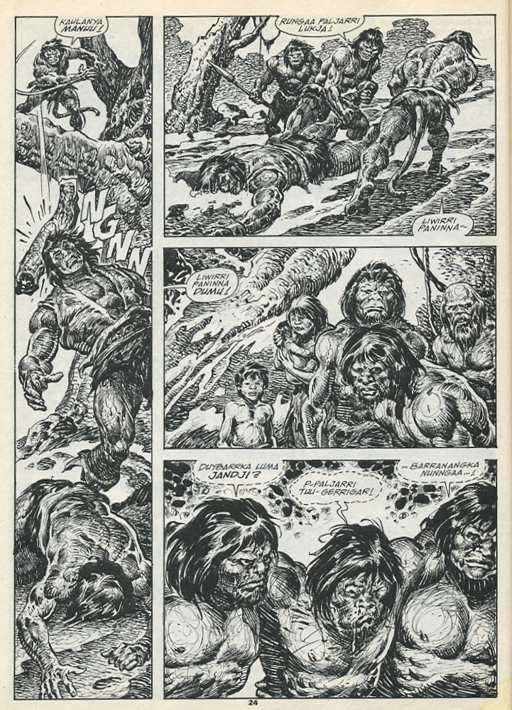 The Savage Sword Of Conan Issue #193 #194 - English 26