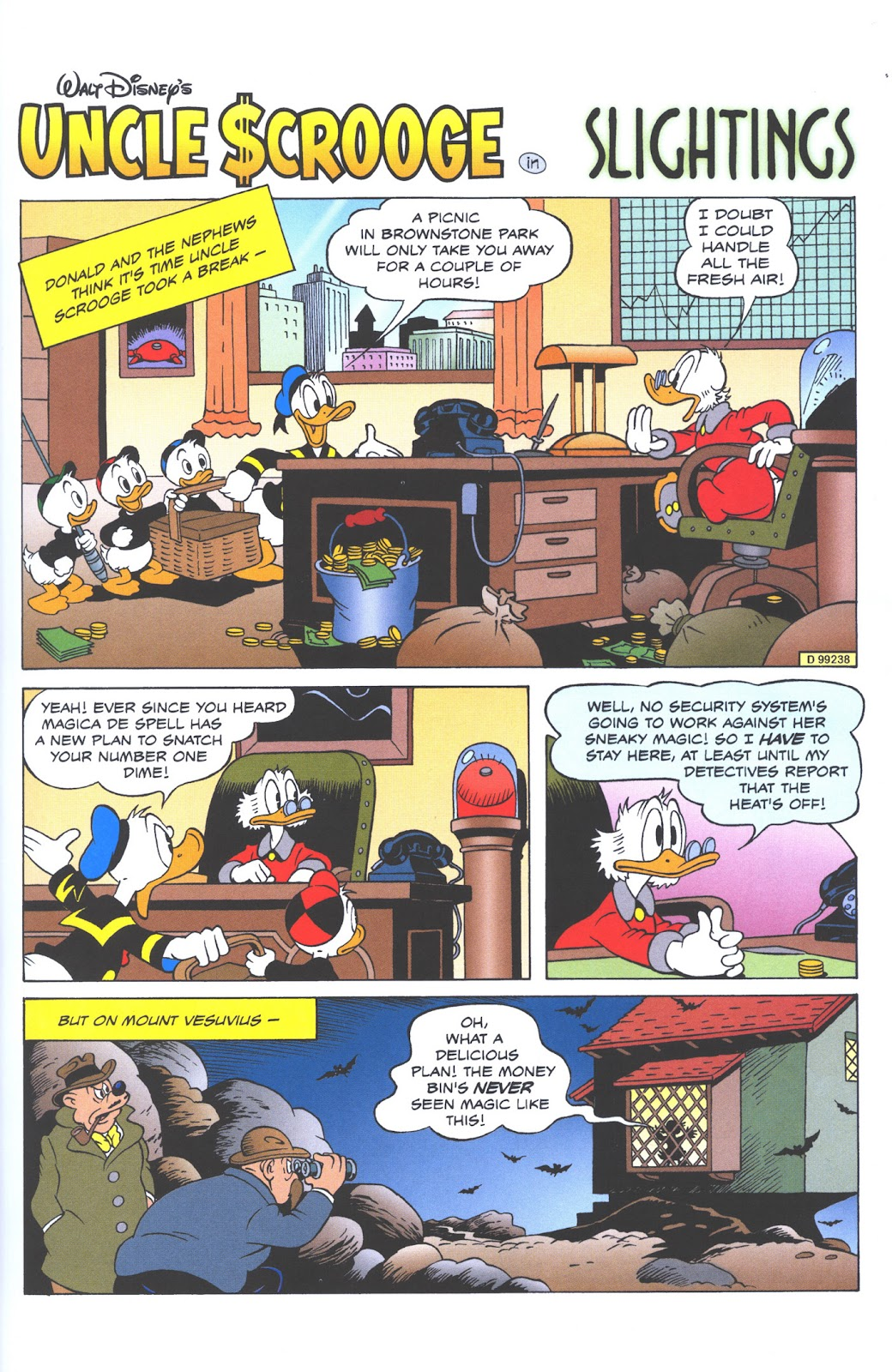 Uncle Scrooge (1953) Issue #373 #373 - English 31