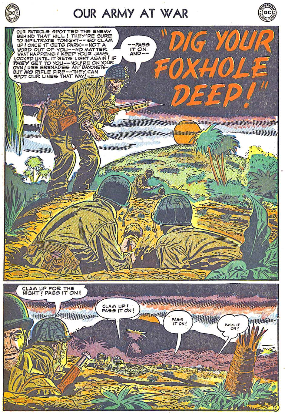 Our Army at War (1952) #1 #301 - English 11