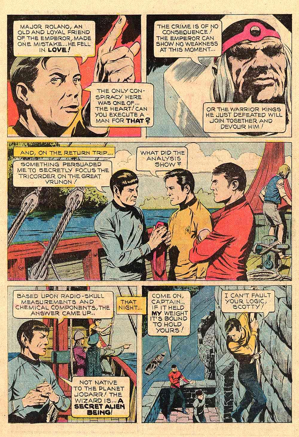Star Trek (1967) #57 #57 - English 11