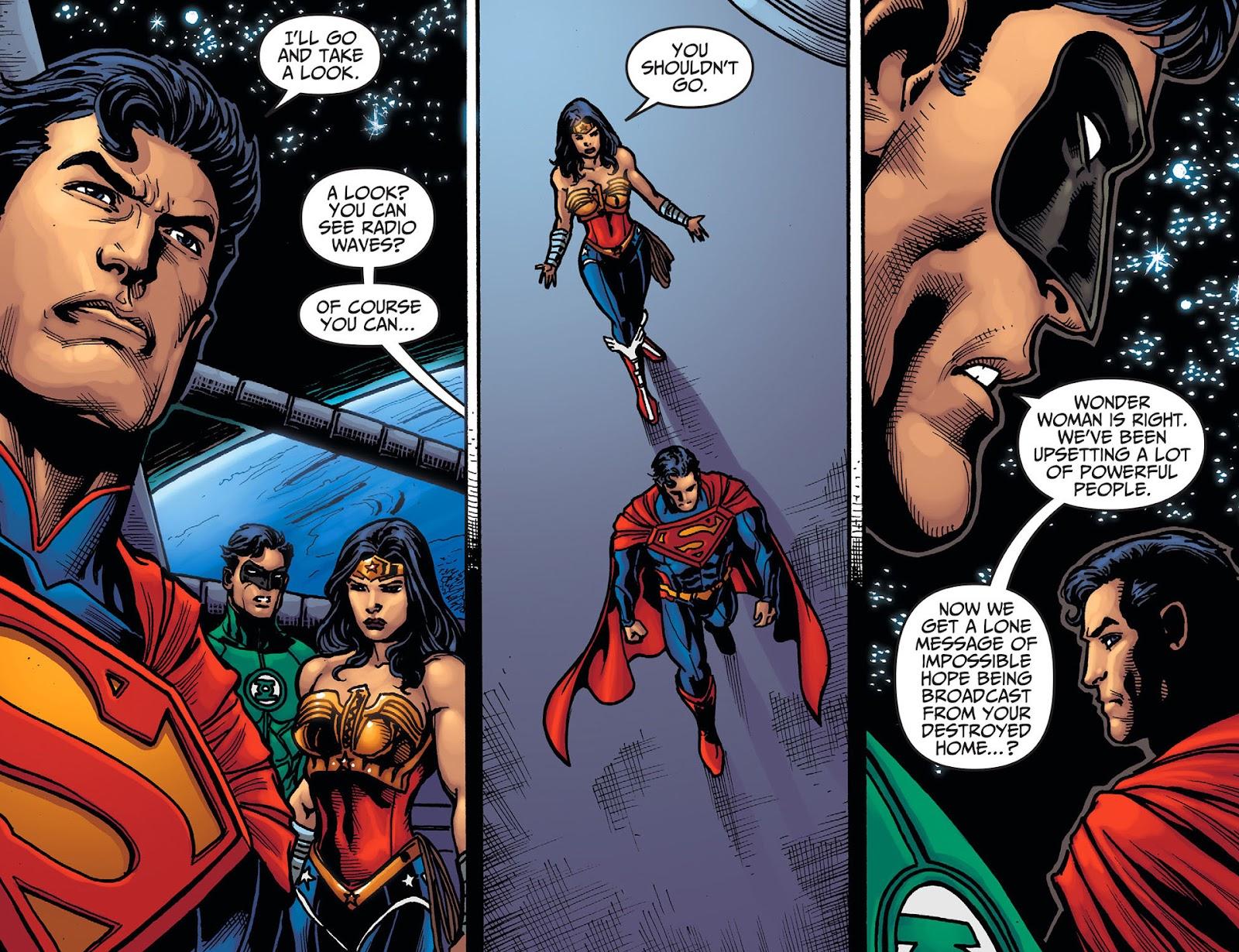 Injustice: Gods Among Us [I] Issue #20 #21 - English 8