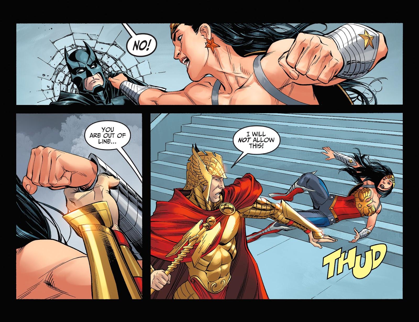 Injustice: Gods Among Us Year Four Issue #8 #9 - English 11