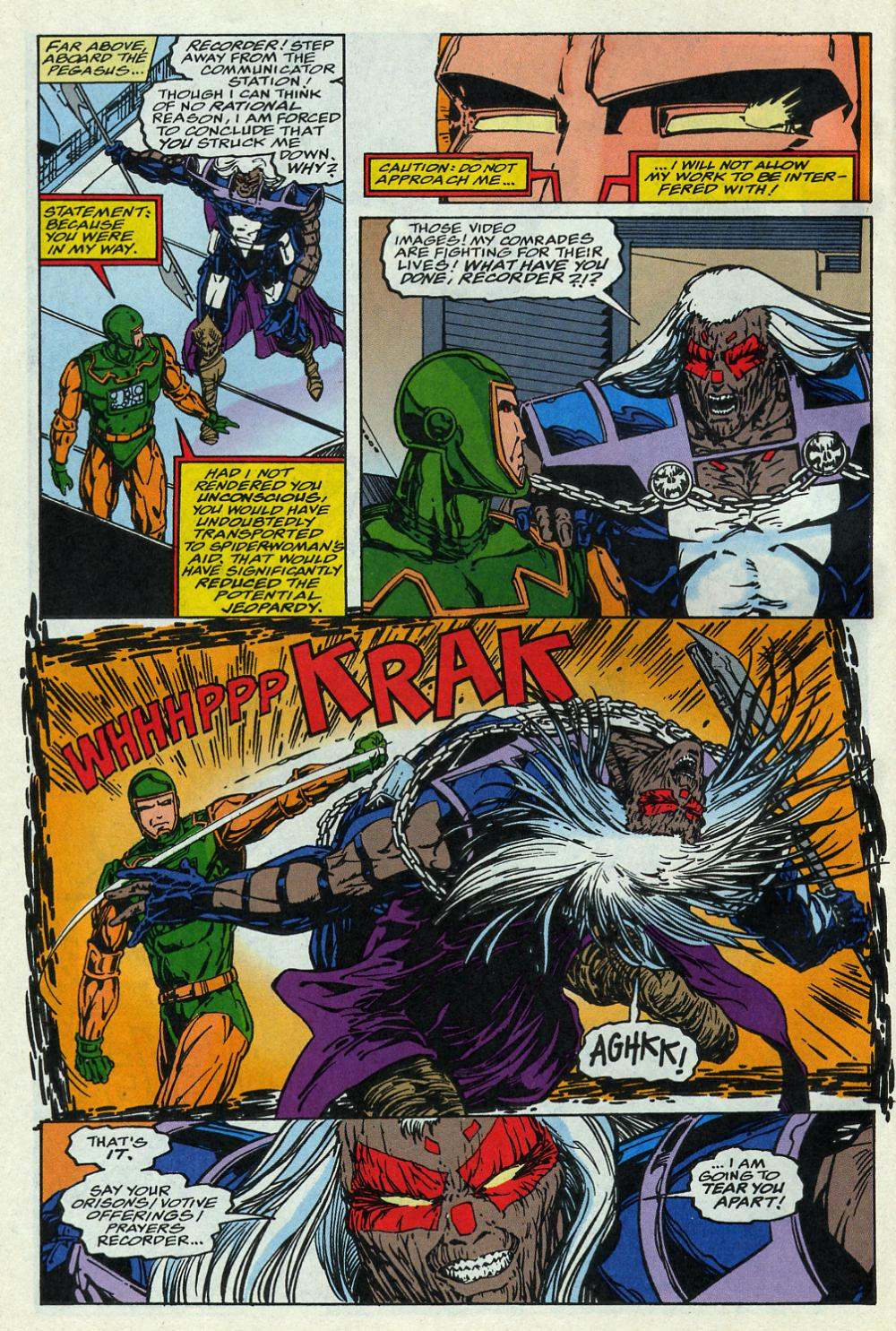 Force Works Issue #12 #12 - English 13