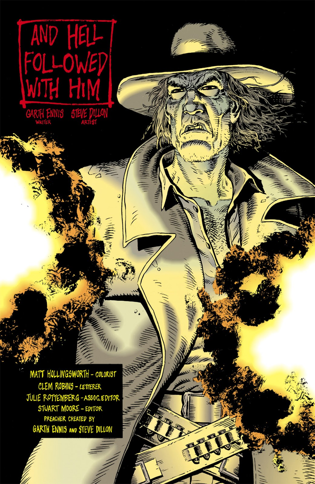 Preacher Issue #2 #11 - English 3