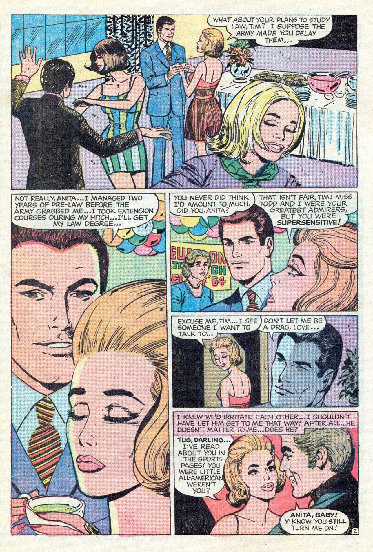 Read online Secret Hearts comic -  Issue #142 - 4