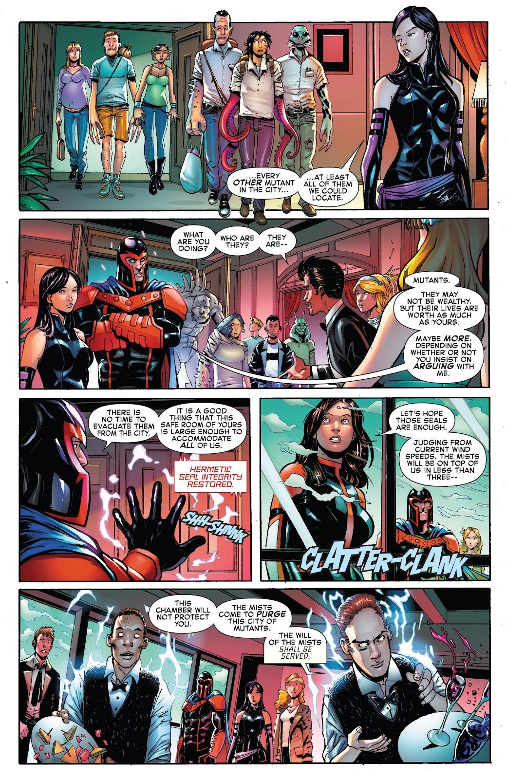 Civil War II: X-Men Issue #1 #1 - English 9