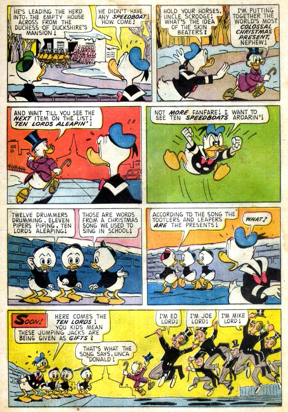 Uncle Scrooge (1953) Issue #47 #47 - English 8