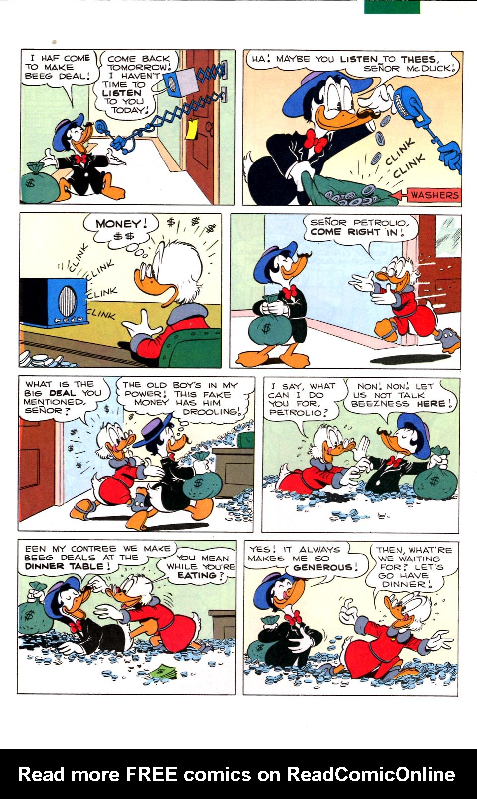 rooge (1953) Issue #31 </ #121 - English 6