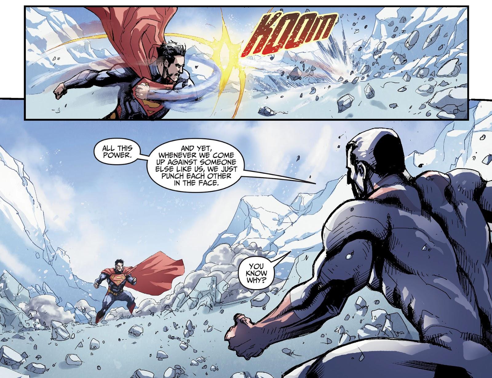 Injustice: Gods Among Us [I] Issue #32 #33 - English 10