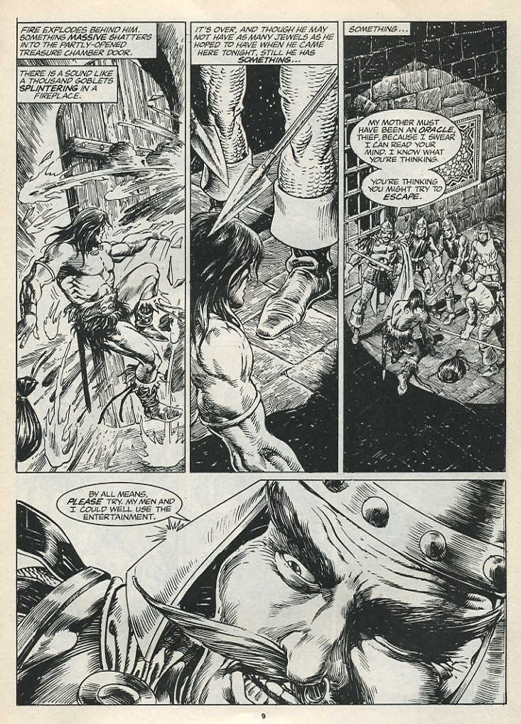 The Savage Sword Of Conan Issue #174 #175 - English 11