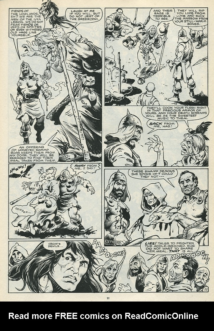 The Savage Sword Of Conan Issue #172 #173 - English 13