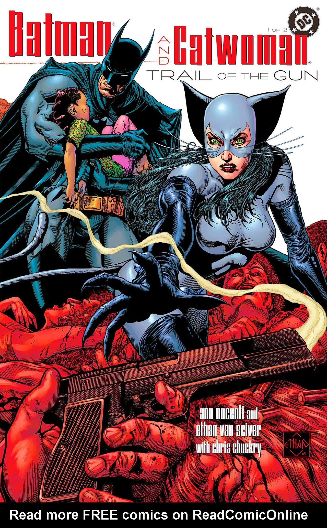 Batman/Catwoman: Trail of the Gun 1 Page 1