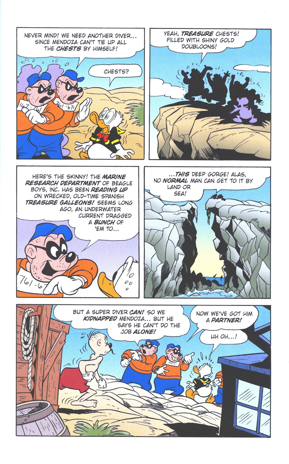 Uncle Scrooge (1953) Issue #378 #378 - English 23