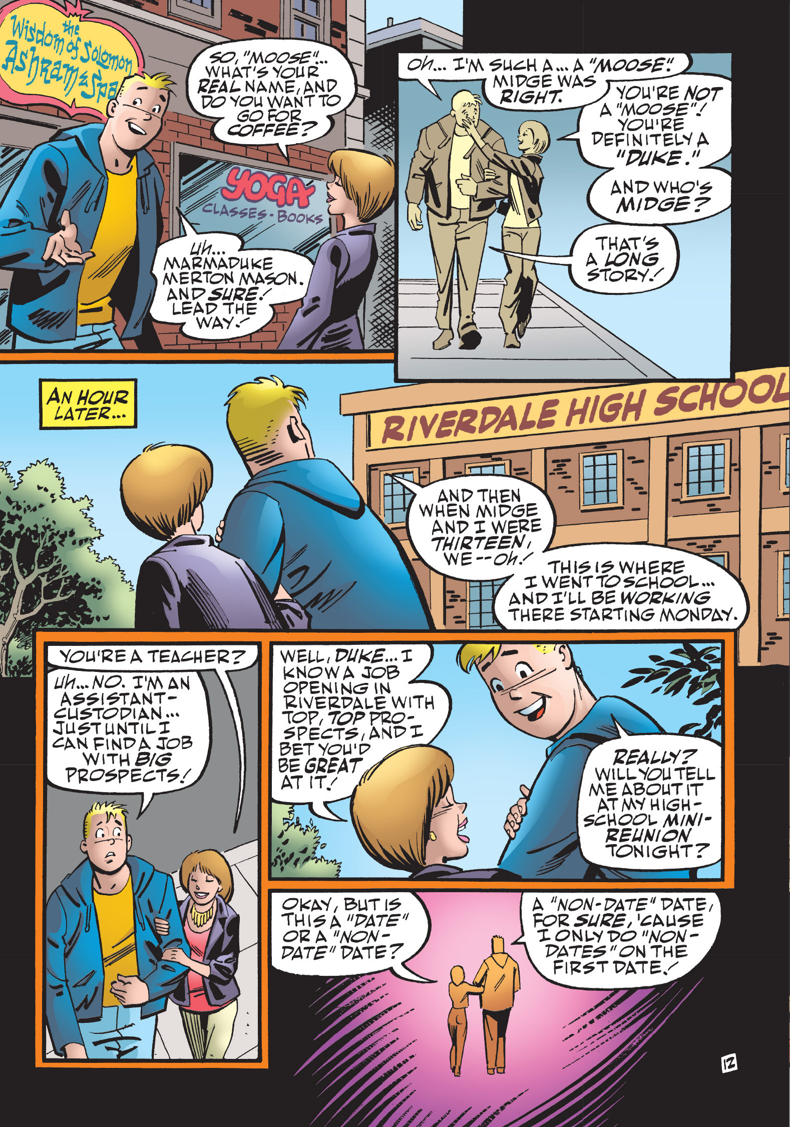Read online The Best of Archie Comics comic -  Issue # TPB 1 (Part 2) - 155