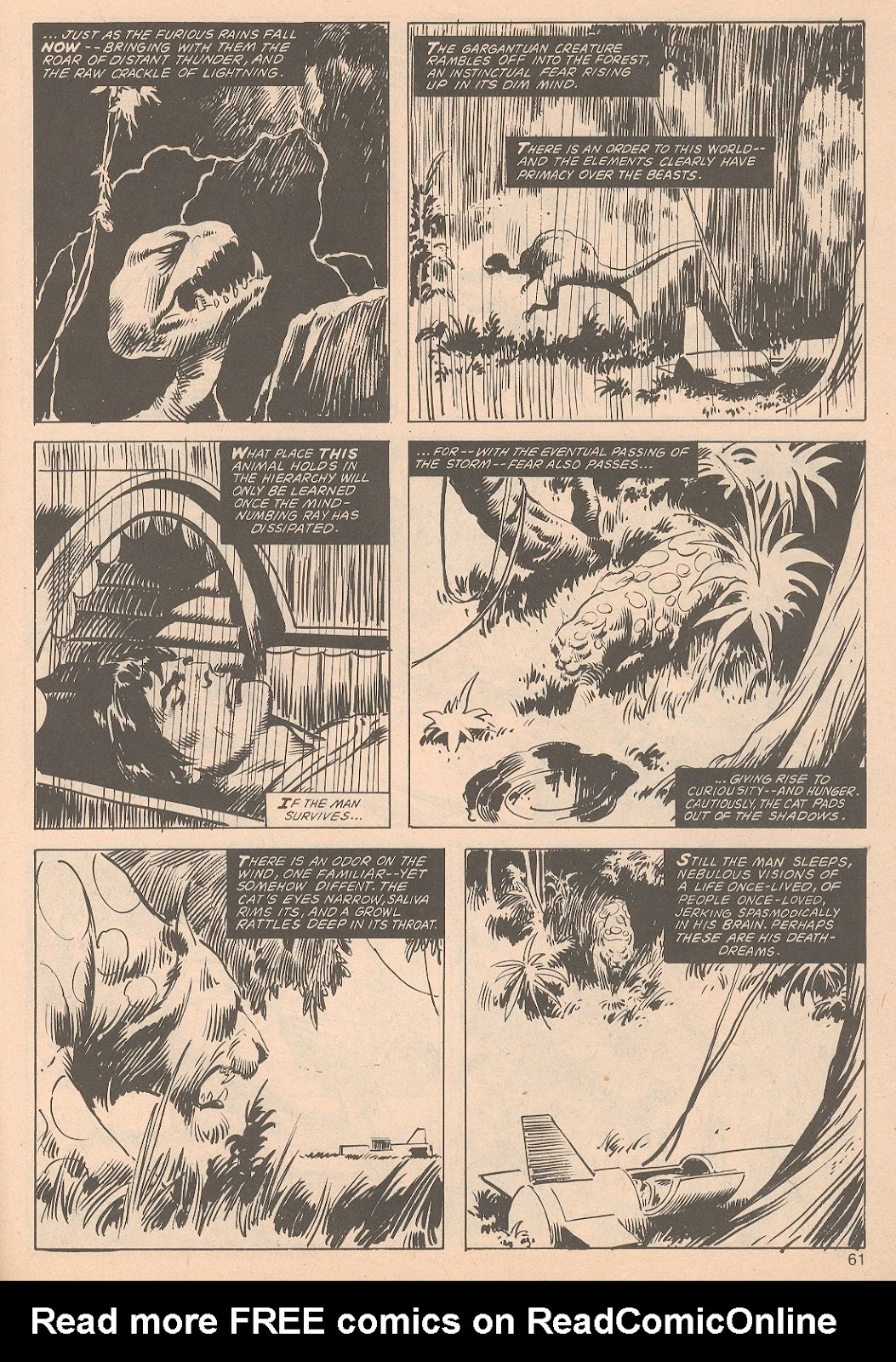 The Savage Sword Of Conan Issue #65 #66 - English 61