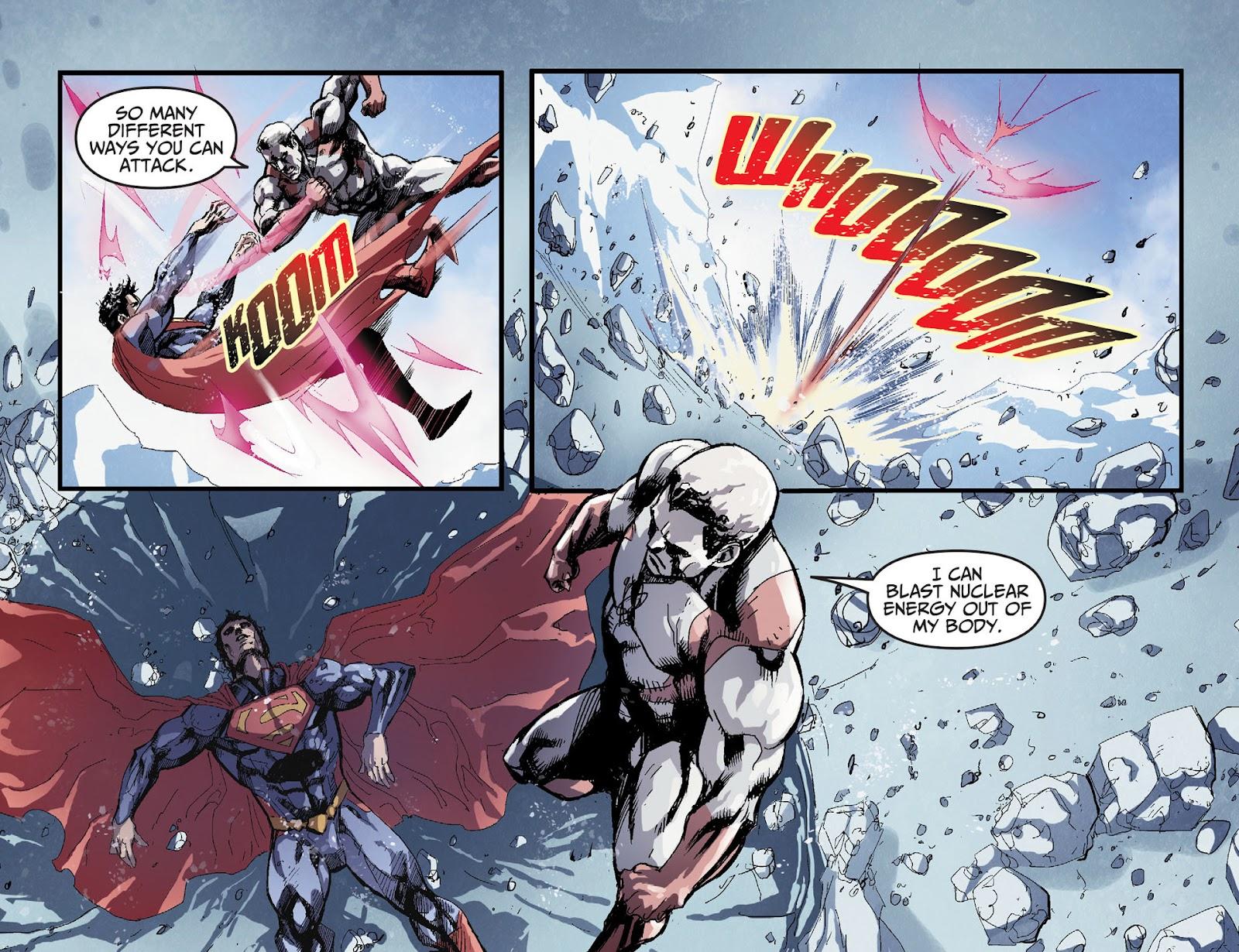 Injustice: Gods Among Us [I] Issue #32 #33 - English 9