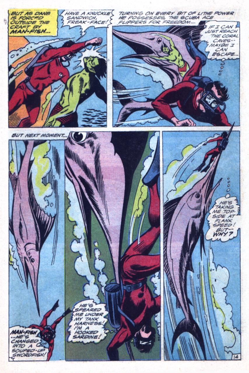 Read online Sea Devils comic -  Issue #26 - 21