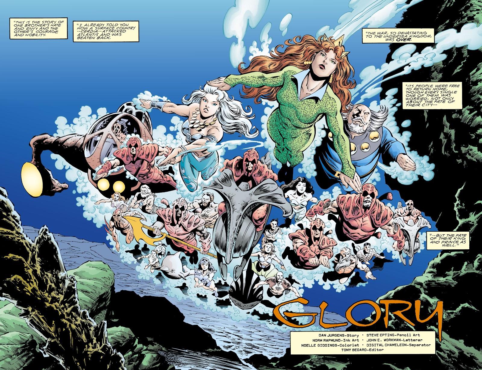 Aquaman (1994) Issue #69 #75 - English 3