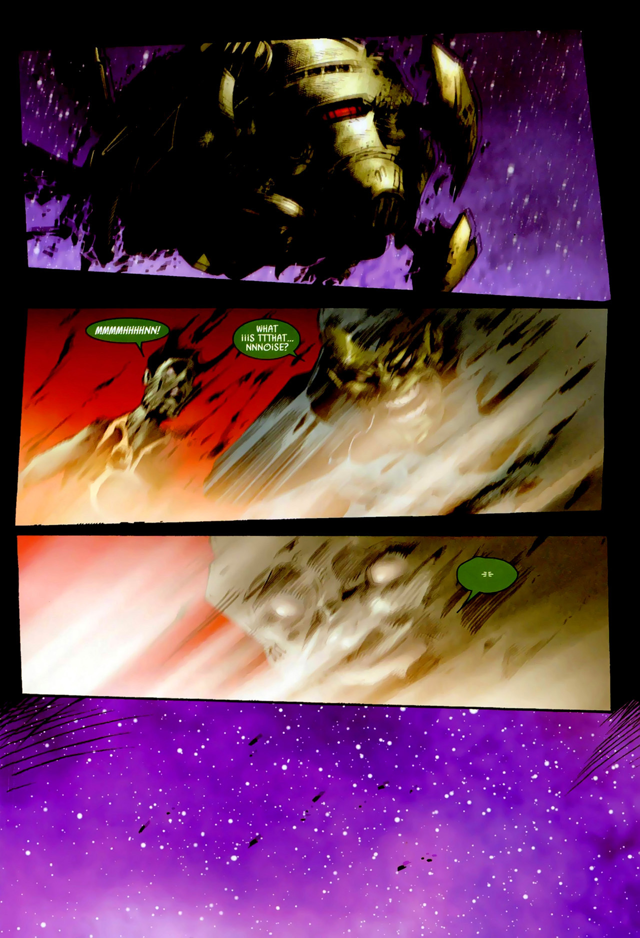 Read online Secret Invasion: War of Kings comic -  Issue # Full - 8
