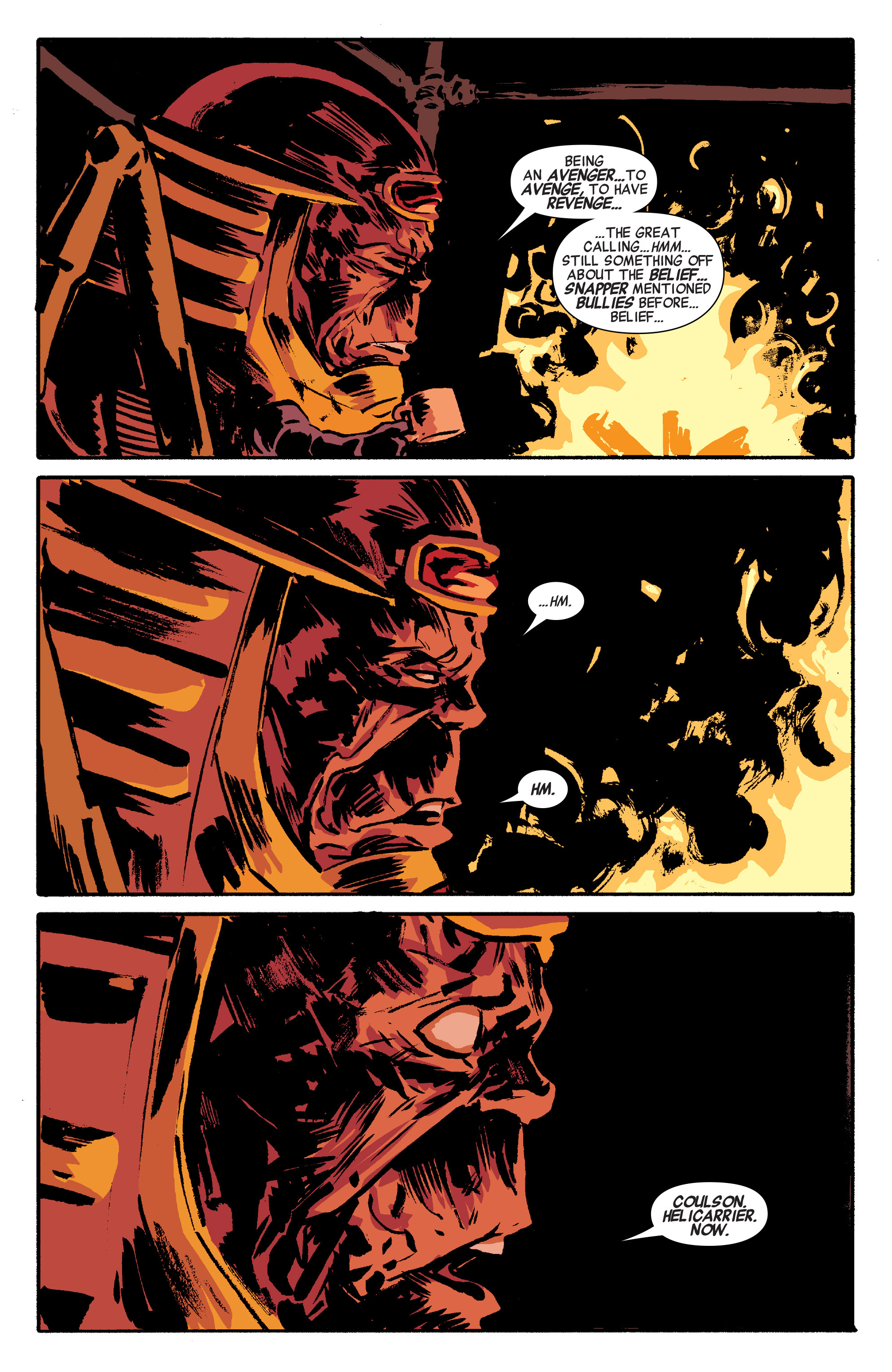 Read online Secret Avengers (2014) comic -  Issue #12 - 7