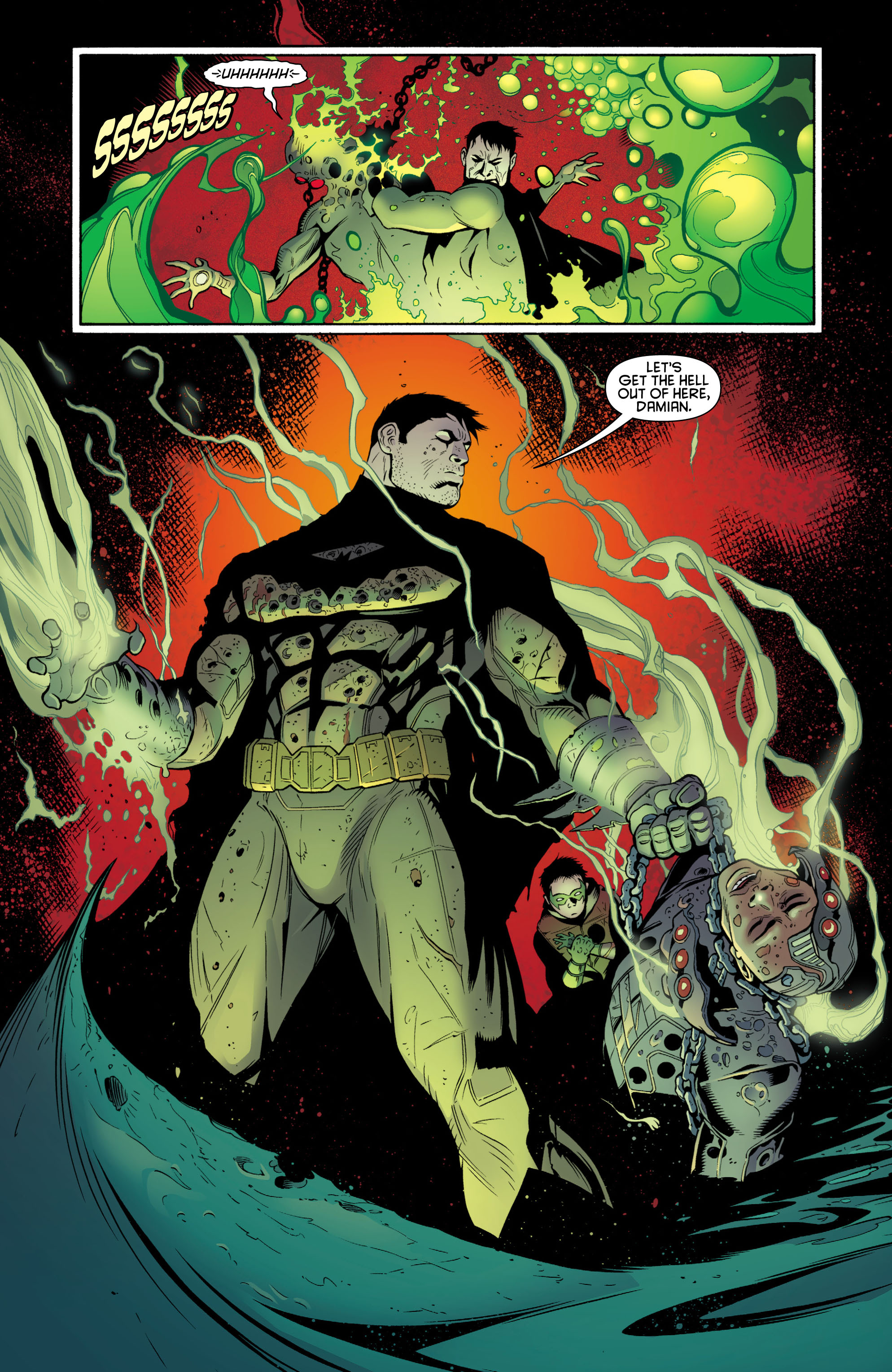 Batman and Robin (2011) chap 1 pic 147