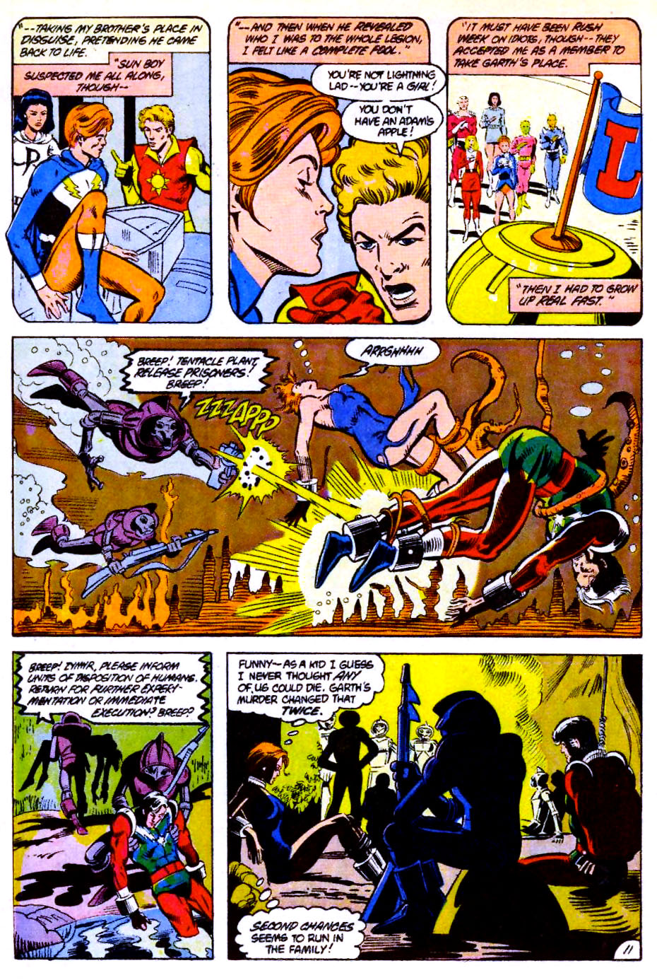 Tales of the Legion Issue #331 #18 - English 12