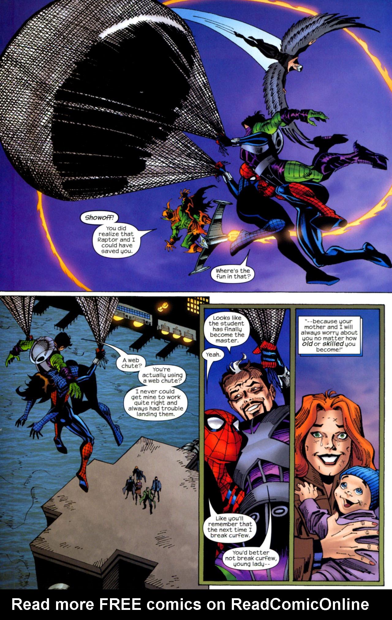 Amazing Spider-Girl #30 #31 - English 29