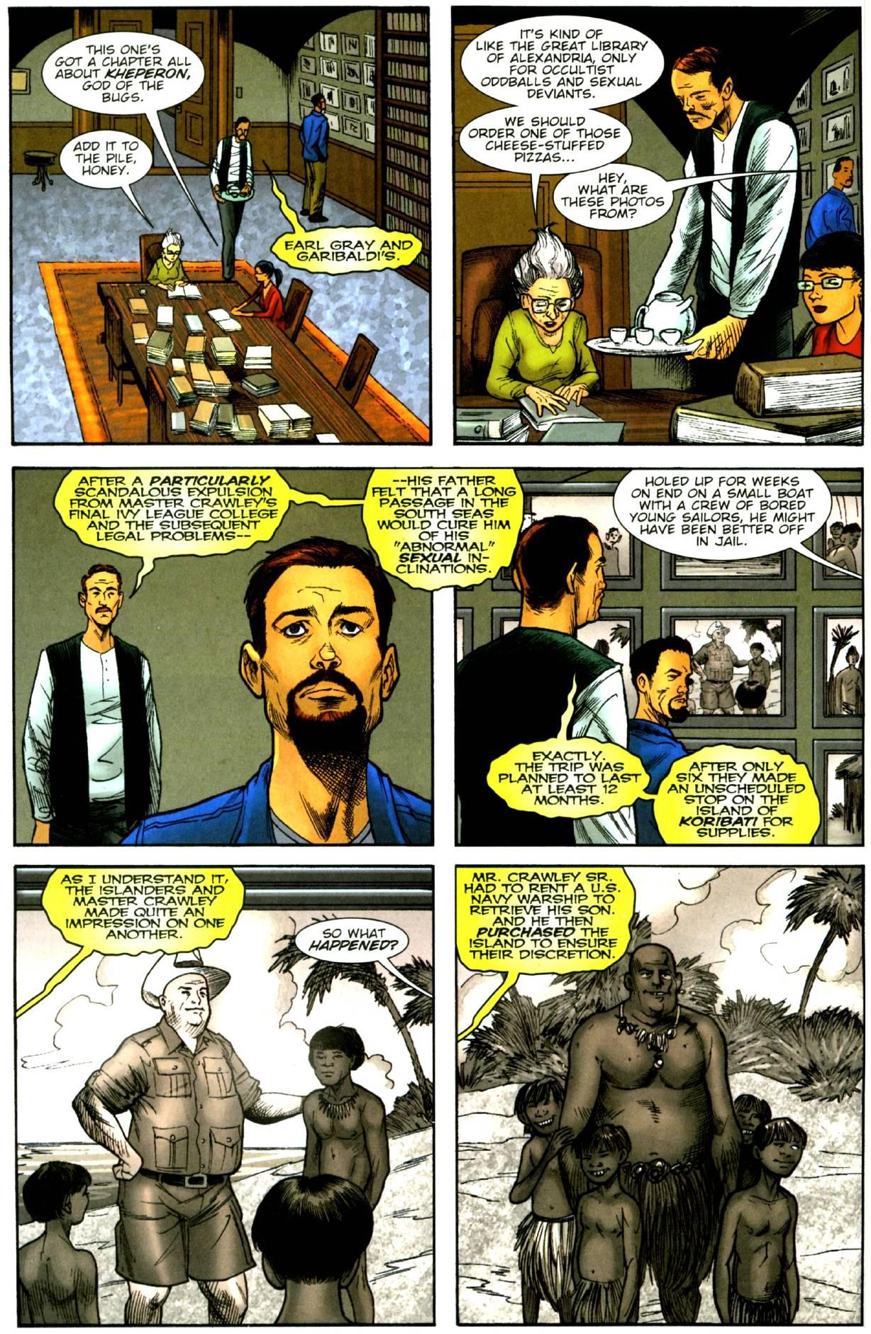 The Exterminators 19 Page 4