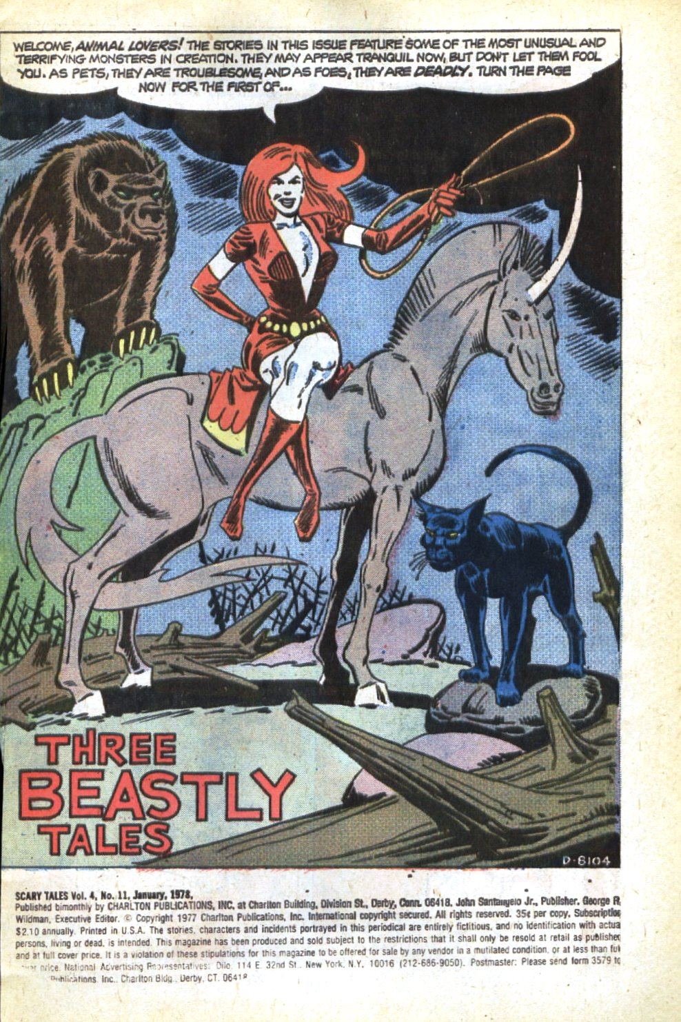 Read online Scary Tales comic -  Issue #11 - 3