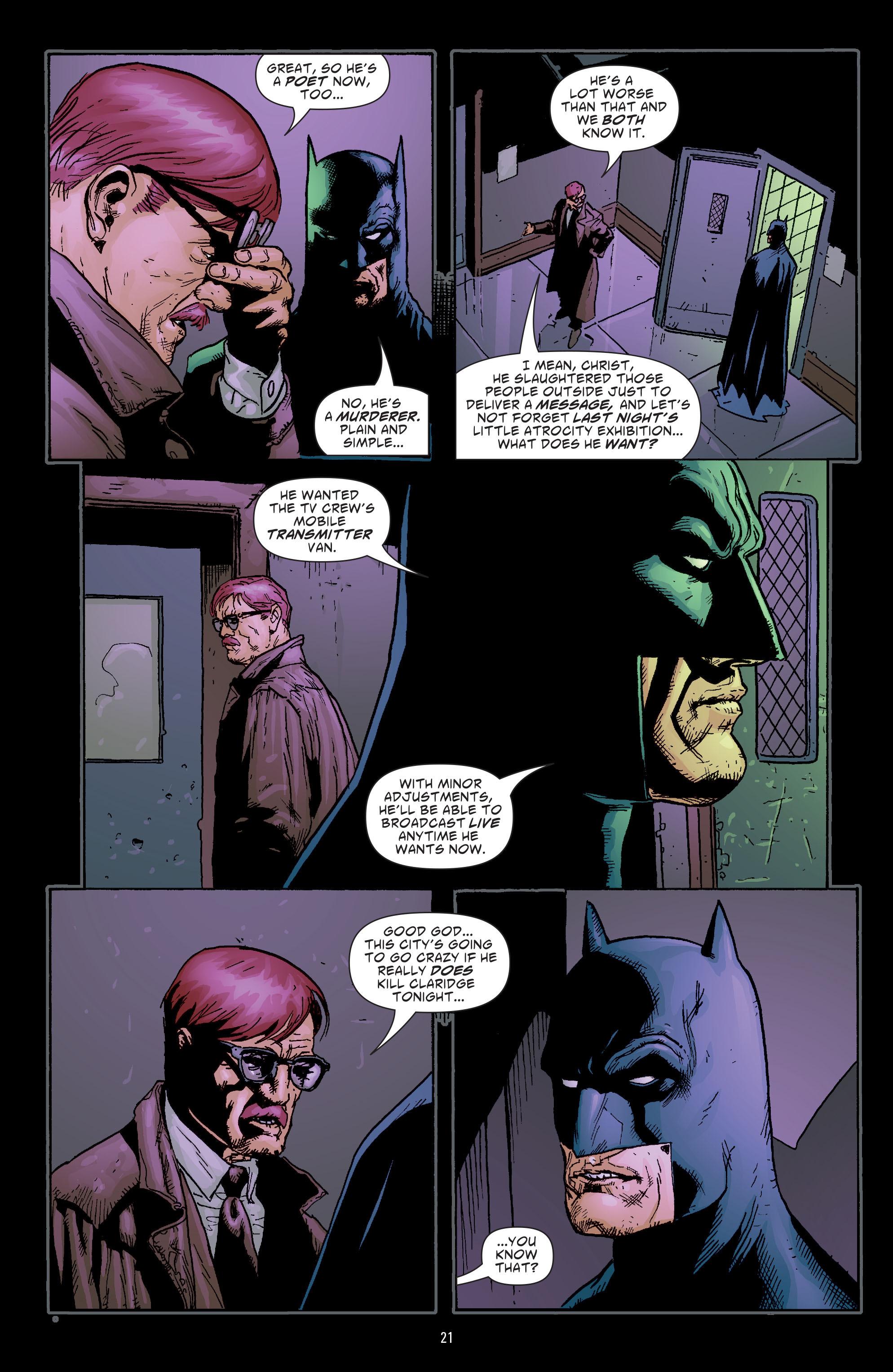 Batman: The Man Who Laughs chap 1 pic 22